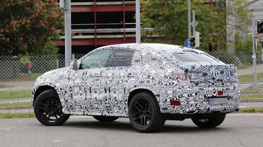 Mercedes-Benz MLC to be called ML Coupe, on sale Q3 2015 - report