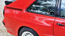 1986 Audi Sport quattro Auction