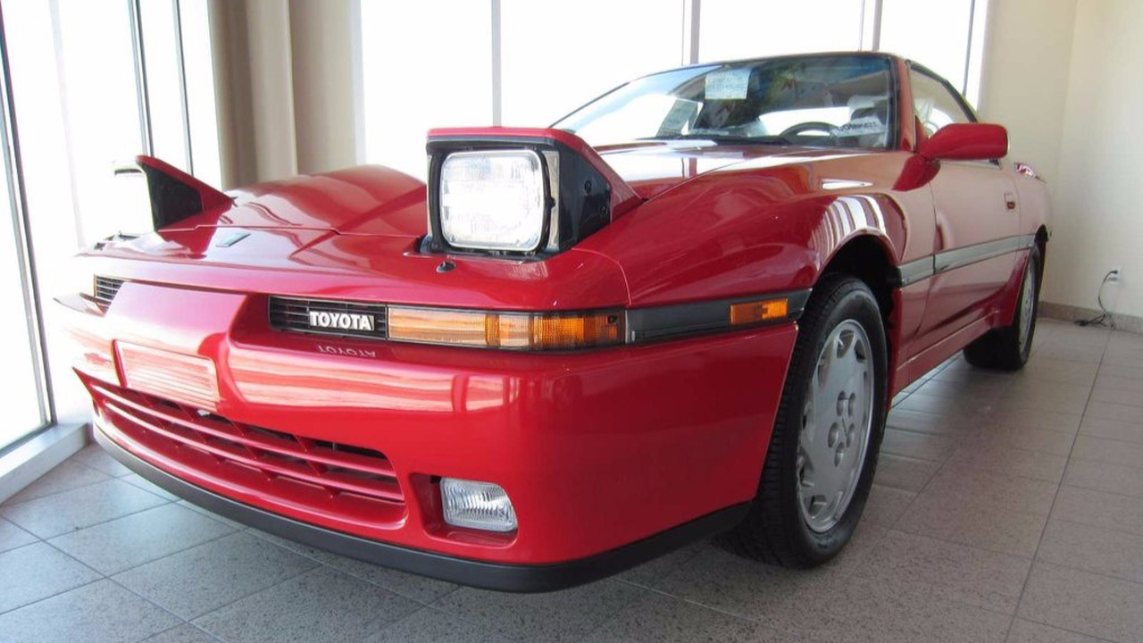 Calgary dealership offering 1990 Supra with only 93 kilometres