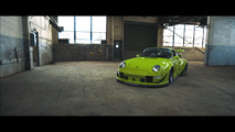 RWB Porsche 993 Philadelphia build