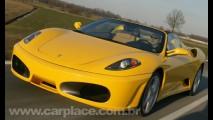 Recall: Risco de incêndio faz Ferrari convocar 1950 unidades F-430 Spider