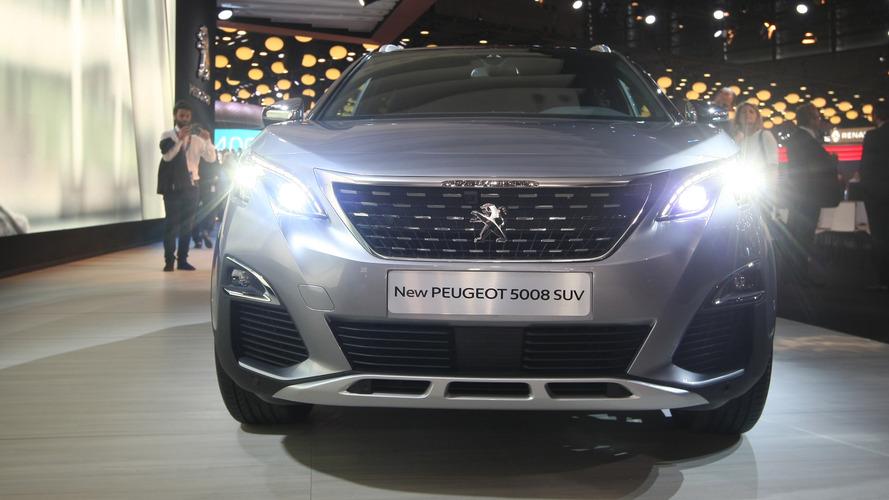 2016 Peugeot 5008 Paris Motor Show