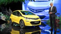 2017 Opel Ampera-e Paris Motor Show