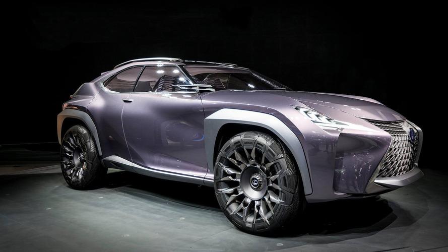 Lexus - Le concept UX ne restera pas lettre morte