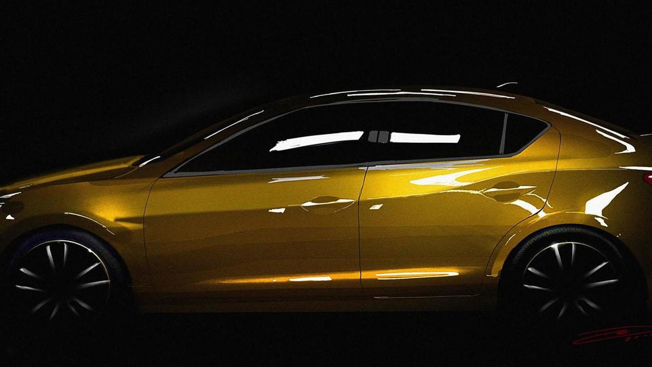2016 Acura ILX by Galpin Auto Sports teaser