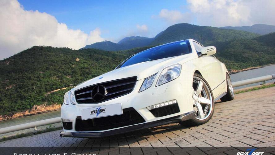 Mercedes E-Class coupe & convertible by RevoZport