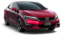 Honda Clarity Fuel Cell launched in Japan with 466 mile range