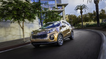 2017 Kia Sportage arrives in LA with two different engines
