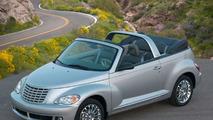 2006 Chrysler PT Cruiser Convertible Facelift
