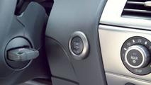 BMW 650i engine start button