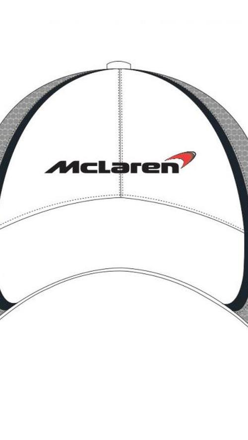Grey livery and no Vodafone successor at McLaren