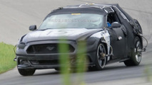 Ford reveals the secrets of camouflaging the 2015 Mustang [video]