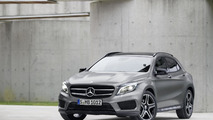Mercedes considering a GLA with coupe-like styling - report