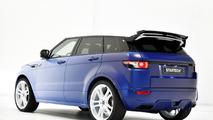 Startech Range Rover Evoque LPG headed to Frankfurt