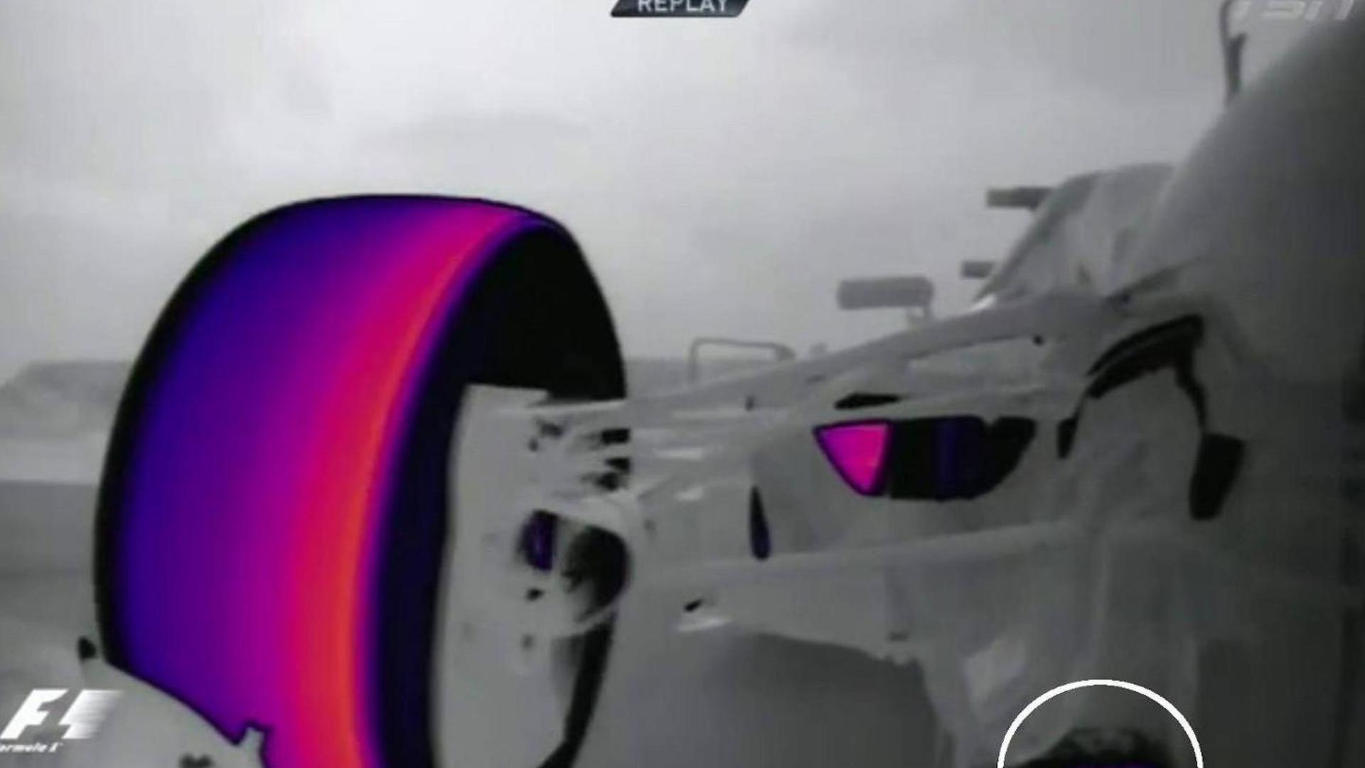 FIA checks Red Bull for bending floor