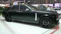Rolls Royce Phantom by Mansory