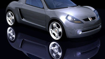 MG Project X120 sports car artist rendering - 800 - 19.03.2010