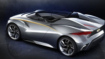 Chevrolet Miray concept revealed in Korea
