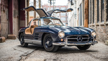 Mercedes 300 SL Gullwing is a beautiful way to spend $1.8M