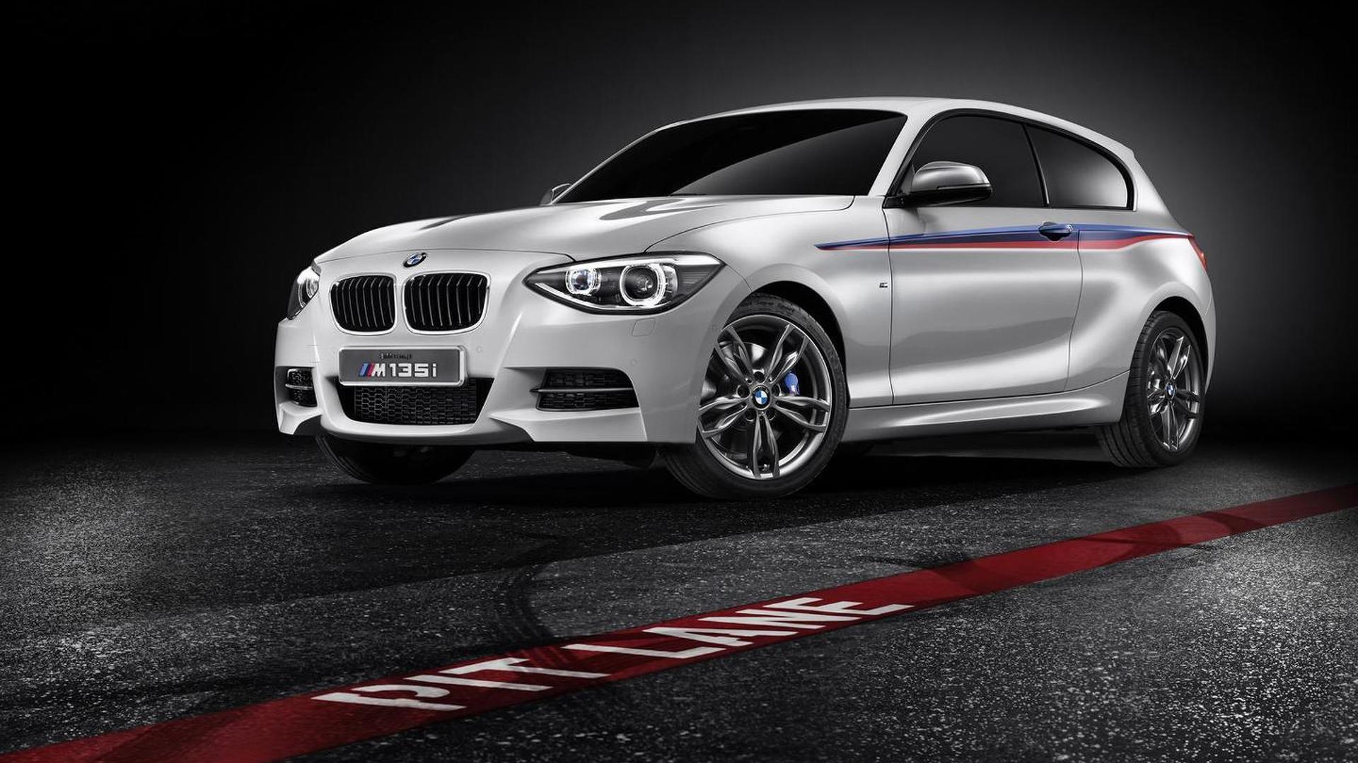 BMW Concept M135i revealed
