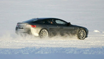 Aston Martin Rapide Spied On The Road