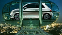 New Fiat 500 to Launch with London Eye Flight and Glitzy Public Event (UK)