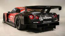 Nissan GT-R GT500 Unveiled at Tokyo Auto Salon