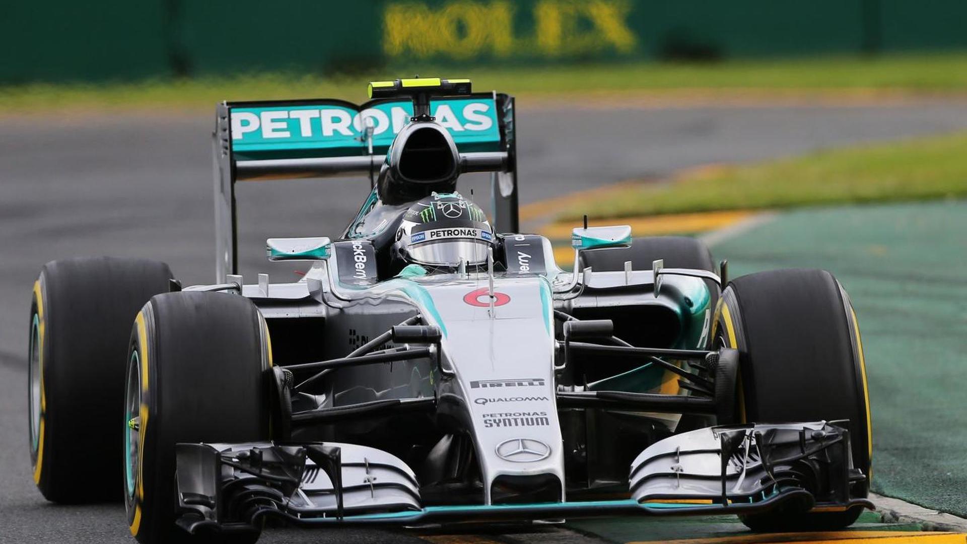 Car, not engine explains Mercedes gap
