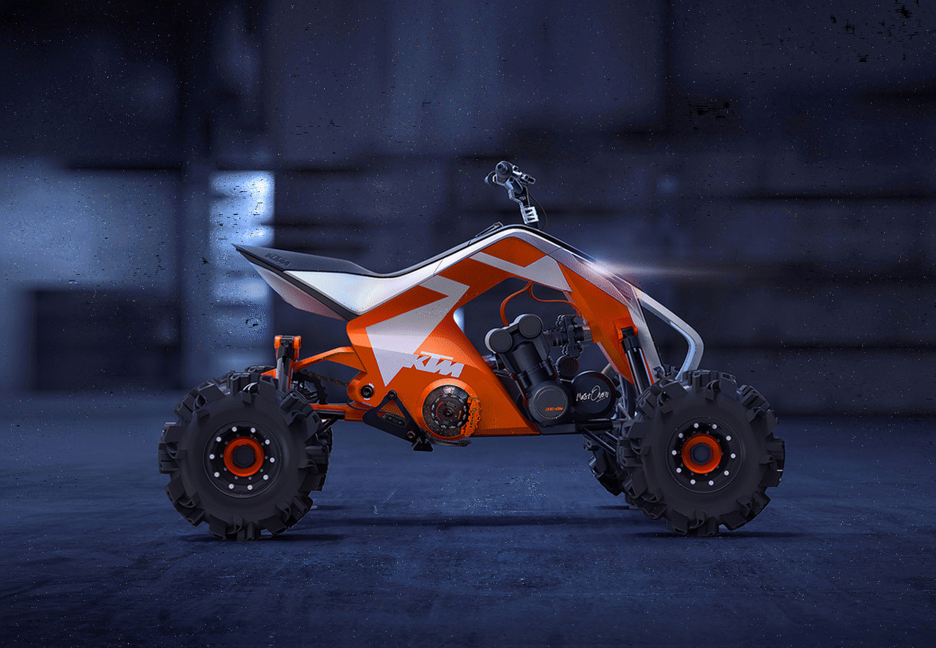 This Snowmobile/ATV Hybrid Might be the Coolest Toy We've Ever Seen