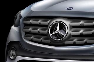 Mercedes-Benz Pickup Truck Rumored for Paris Motor Show Debut