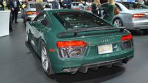 2017 Audi R8 V10 Spyder live in New York