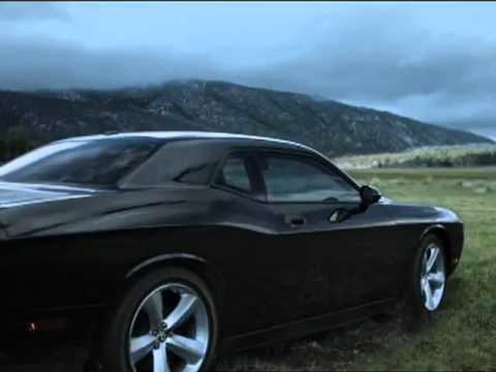 Dodge Challenger Commercial