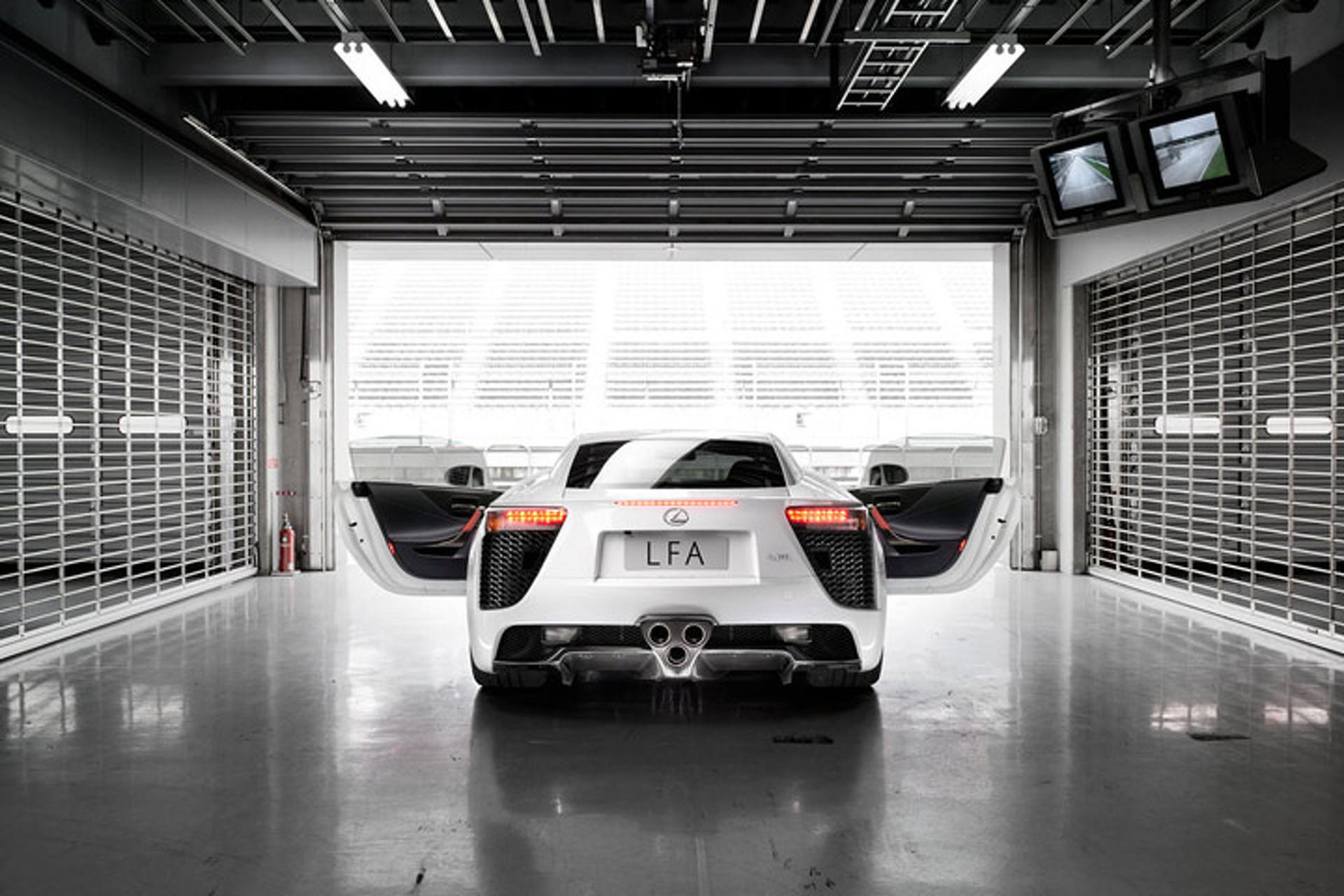 Lexus LFA Successor is Definitely Happening