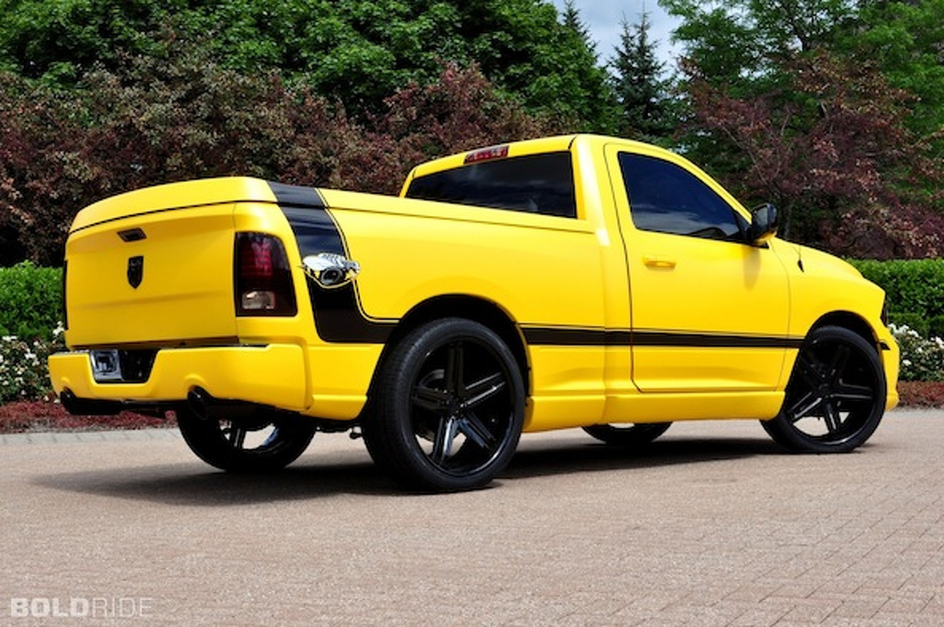 Ram Rumble Bee Concept Could Go Into Production