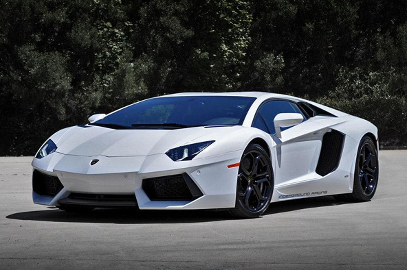 Jaw Dropper: Twin-Turbo Aventador by Underground Racing