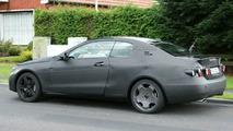 All New Mercedes CLK First Spy Photos