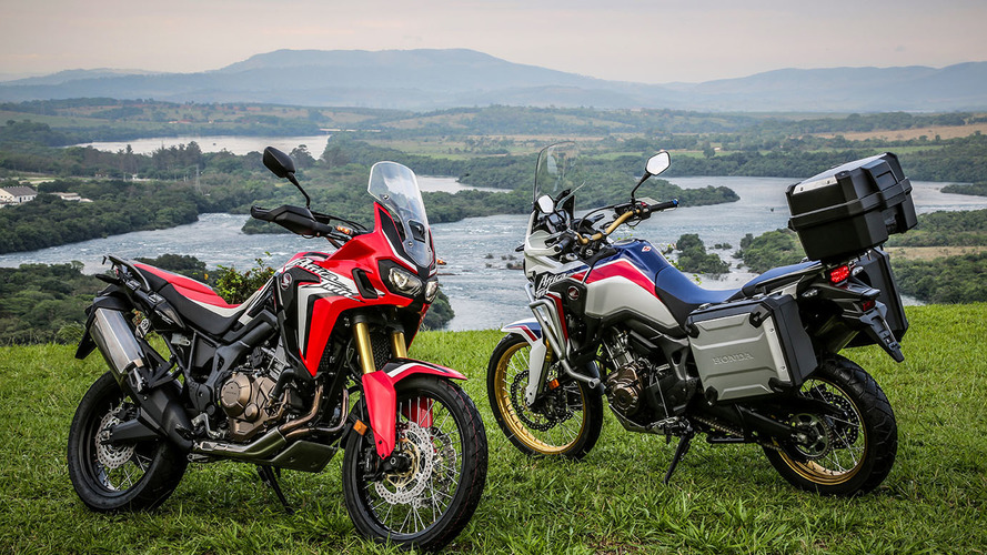 Produção de motos despenca em 2016 e volta aos níveis de 2002