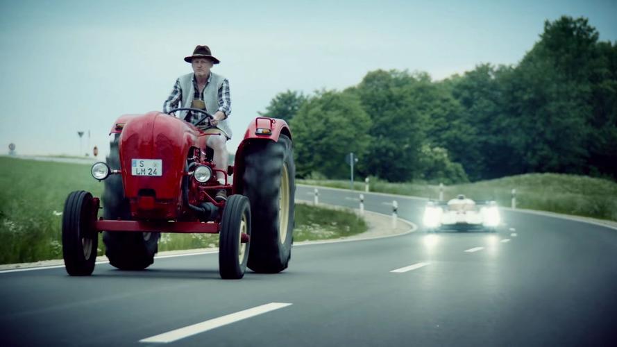 Porsche video says poignant goodbye to Audi in WEC