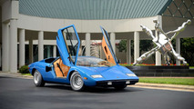 1975 Lamborghini Countach LP400 Periscopica auctioned for 1.21M USD