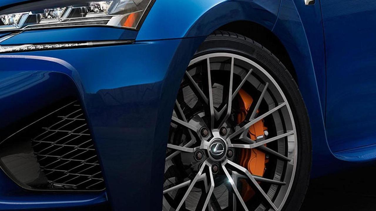 Lexus F teaser image