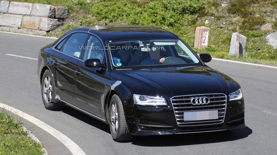 2016 Audi A8 to have a more progressive design - report