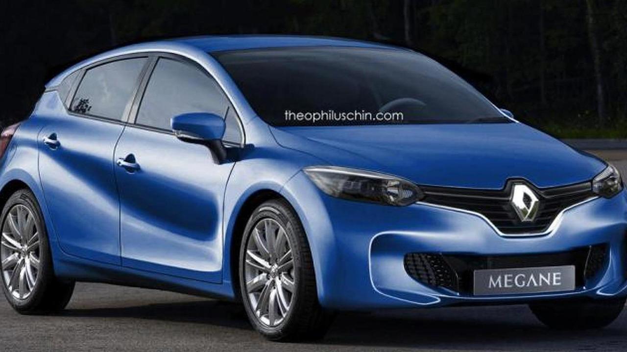 2016 Renault Megane render