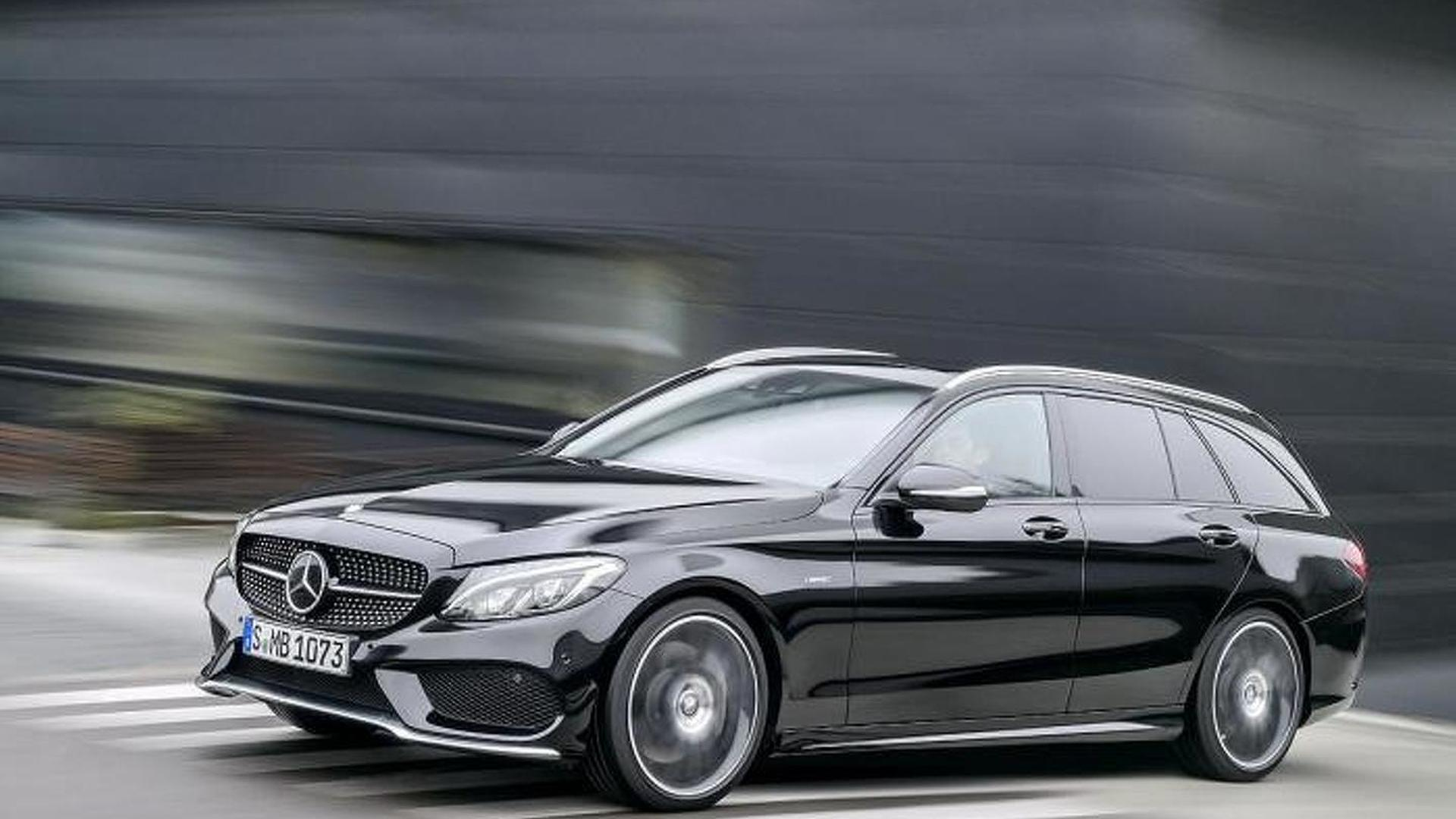 Mercedes-Benz C450 AMG Sport priced from €59,976