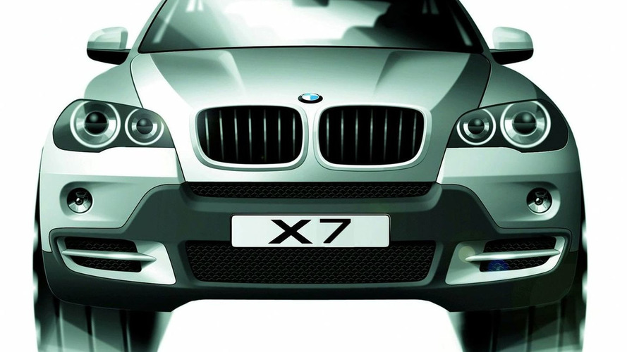 BMW X7 May Yet Surface