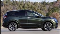 Honda Vezel chegará à Europa em 2015 com produção local e visual exclusivo