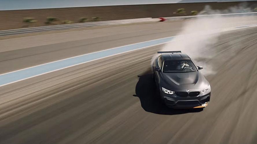 VIDÉO - La nouvelle BMW M4, une machine à drifter ?