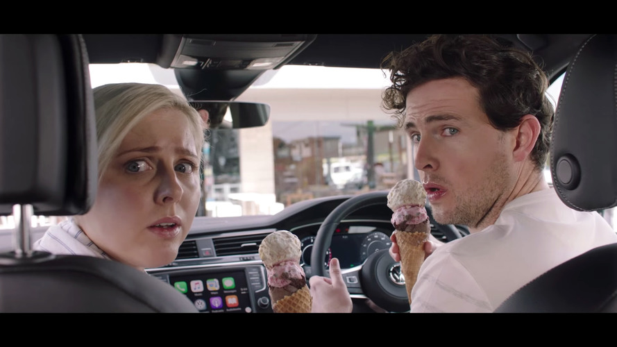 Watch the VW Tiguan ad nearly banned in Australia