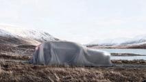 La Volvo V90 Cross Country avance encore masquée