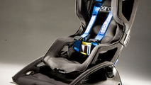 Carbon Fiber Children's Car Seat Prototype By Rory Craig