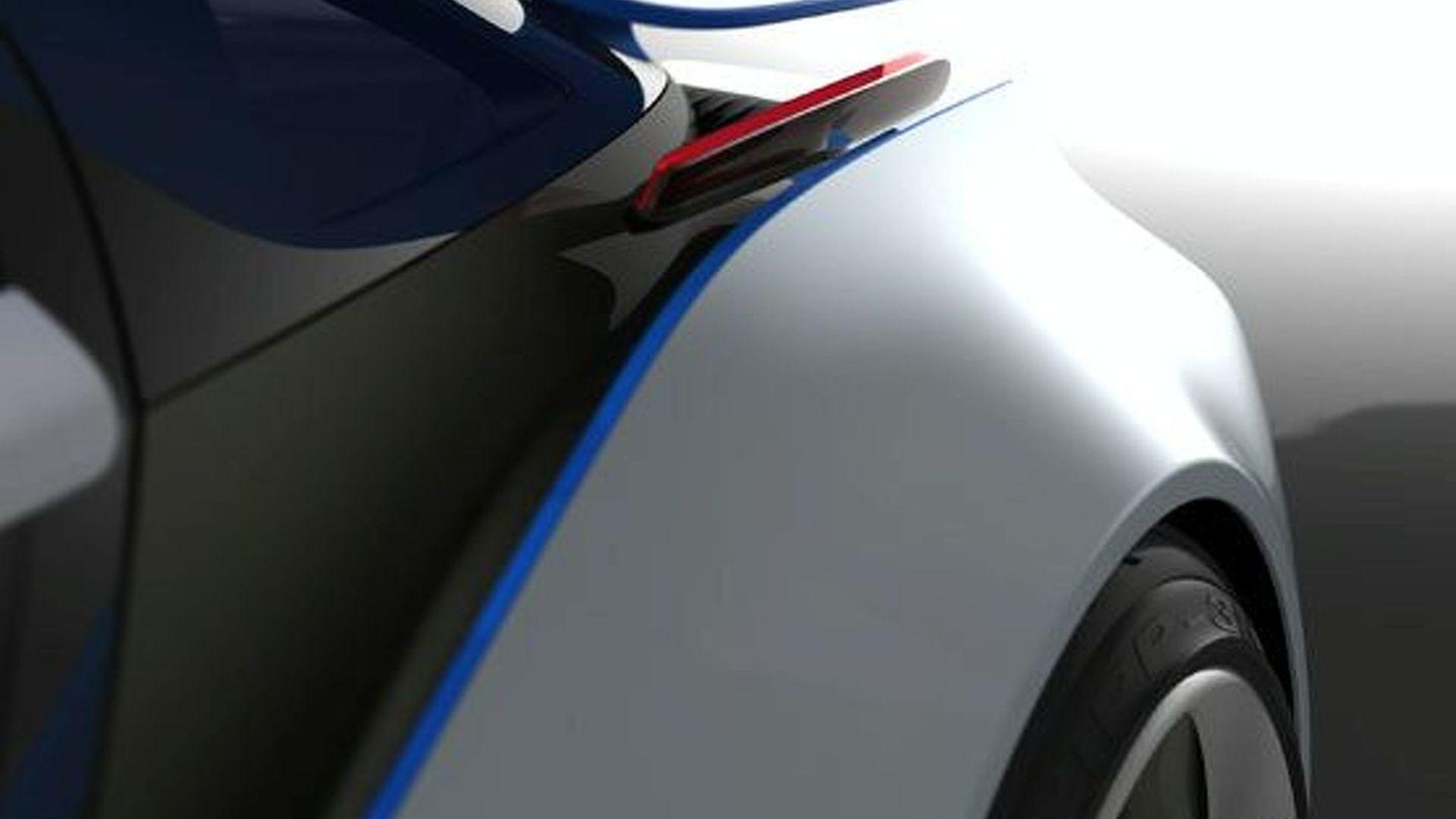BMW Vision EfficientDynamics Concept Teaser No. 2 Released